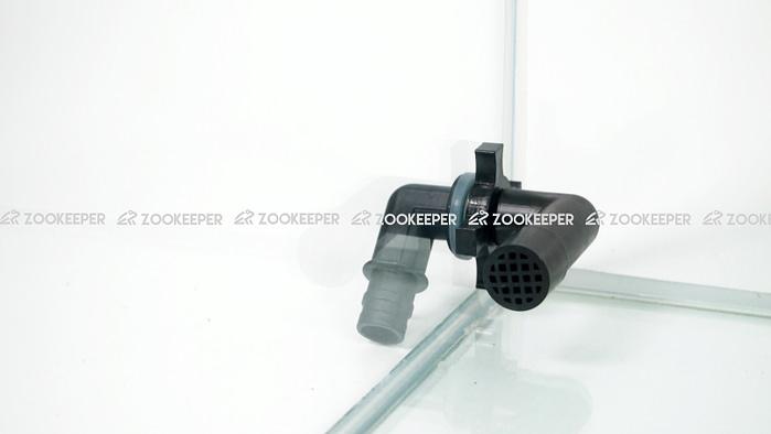Zookeeper Rubick Terrarium Tank - Drainage Pipe Inner